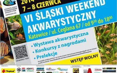 VI Śląski Weekend Akwarystyczny